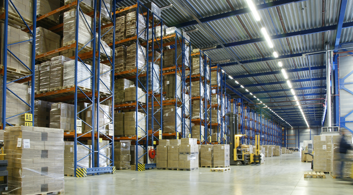 Logistiek - Warehousing