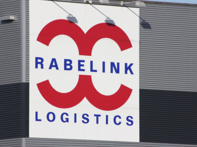 Rabelink Logo warehouse