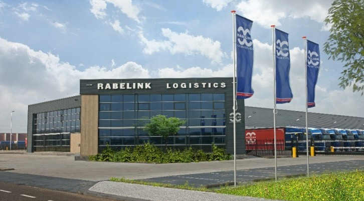 Rabelink Logistics hoofdkantoor