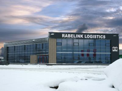 Nieuwbouw Rabelink A18 Bedrijvenpark