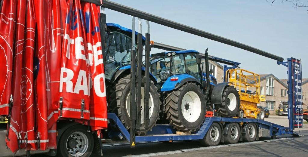Rabelink transport Zwitserland Beavertail