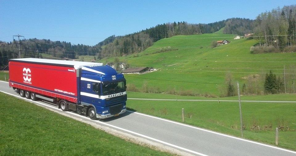 Rabelink transport Zwitserland