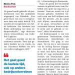 Rabelink Logistics uitbreiding A18 Gelderlander