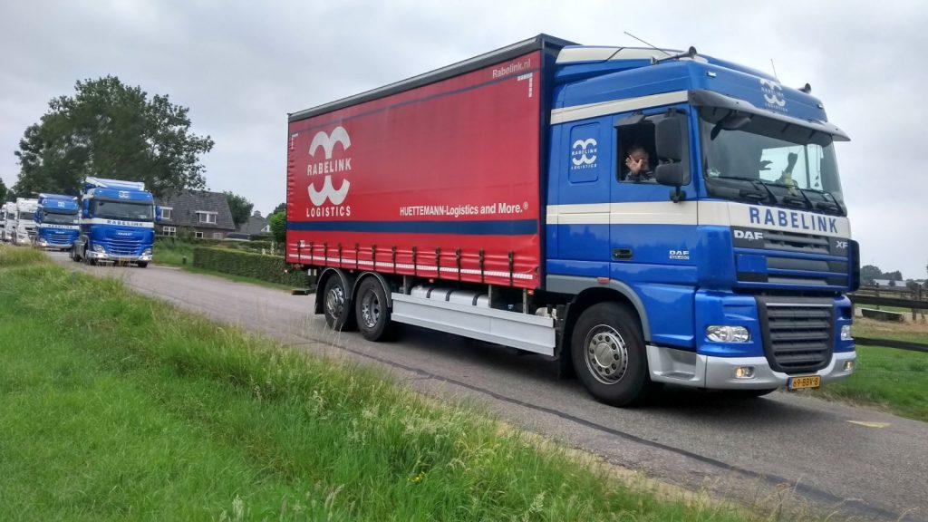 Rabelink Logistics @ Fatima Convooi