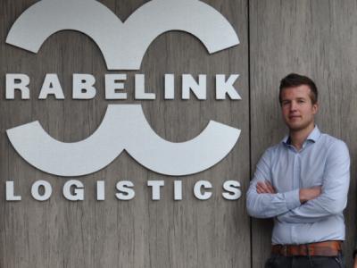 Raoul Schepers Rabelink Logistics