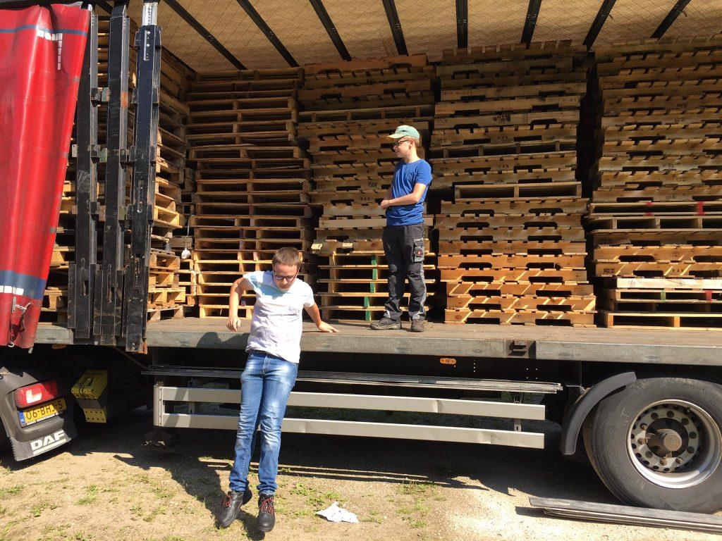 Hulp voor Rob - Rabelink Logistics - KiVaDa Wehl
